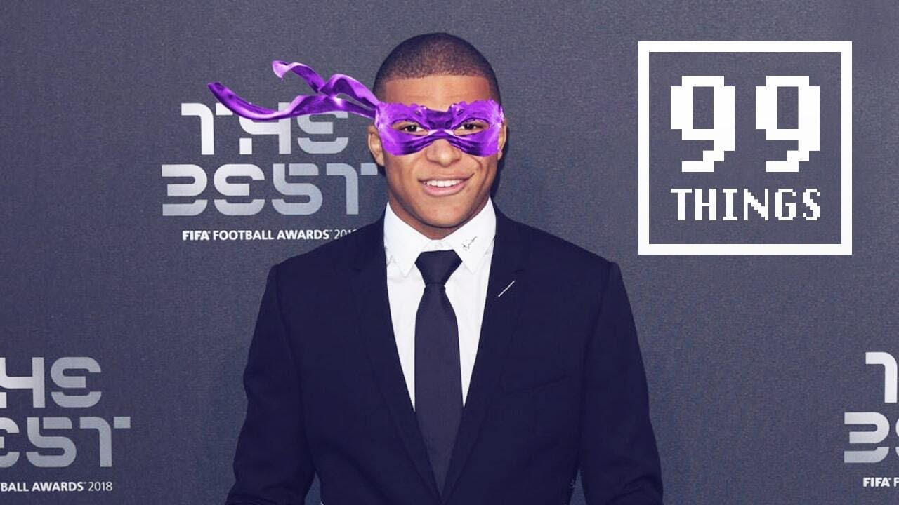 99 things about Kylian Mbappé | Oh My Goal