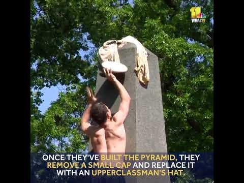 Plebes take on Herndon Monument Climb