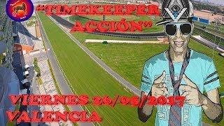 """""""TIMEKEEPER EN ACCIÓN"""" VIERNES 26 De MAYO En VALENCIA"""