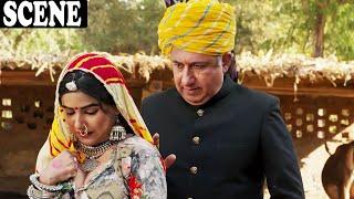 ठाकुर की बदली नियत   Sanjay Mishra Hindi Scene   Shikha Malhotra   Kaanchli Scene