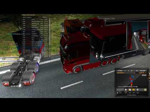 TruckersMP Report: GLGT l Persik & Kebab_attack