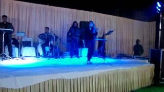 Raat akeli hai by Deepika shukla-Rajeev saxena musical group,Kanpur