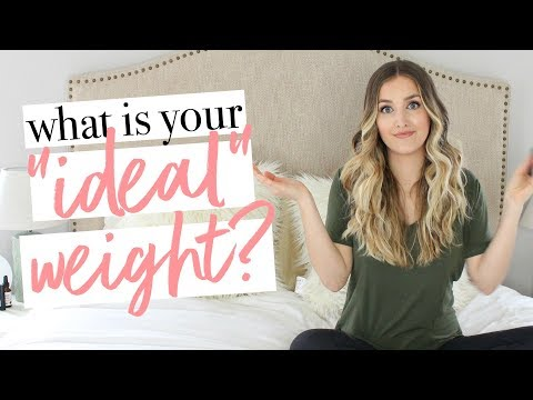 WHAT IS AN IDEAL WEIGHT? How to Find Your Set-Point Weight!