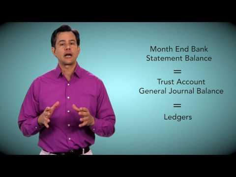 Trust Account Reconciliation