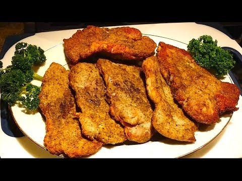 Oven Roasted Pork Chops | Moist | Tender | Juicy | Pork Chops Recipe