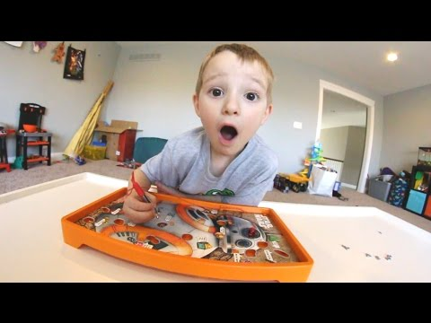 FATHER & SON PLAY OPERATION!