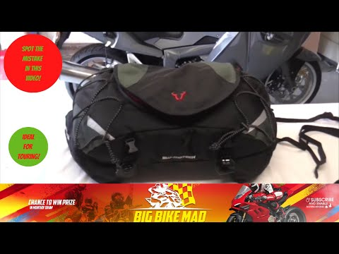 Bags Connection Cargobag Motorcycle Luggage