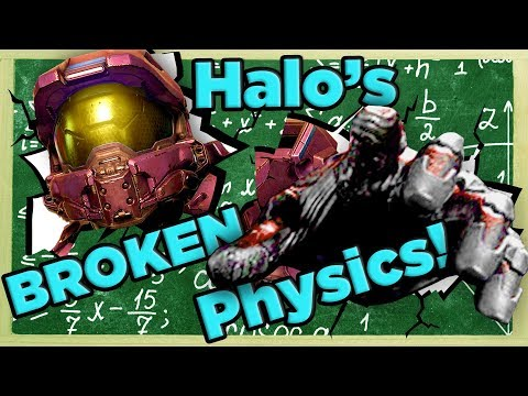 The DEADLY Physics of the Halo Rings! | The SCIENCE!... of Halo