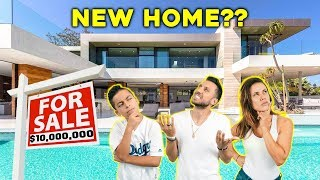 ARE WE BUYING A NEW MANSION???   The Royalty Family