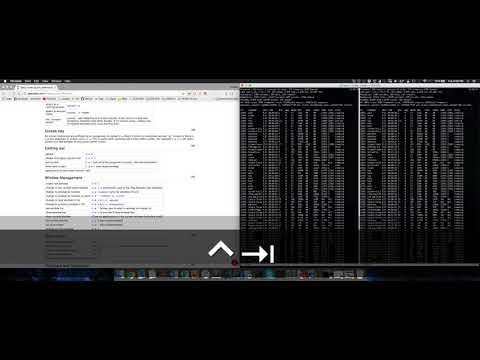 GNU Screen - Partition Screen, Create/Manage Windows in 5 minutes