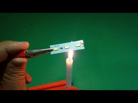 Remove SMD LED Chips (very simple Tricks)