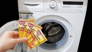 Download Bunu Biliyorsanız Arkadaşlarınız Sizi Çok Kıskanacak Çamaşır Makinesi Kireç ve Koku Giderme Video