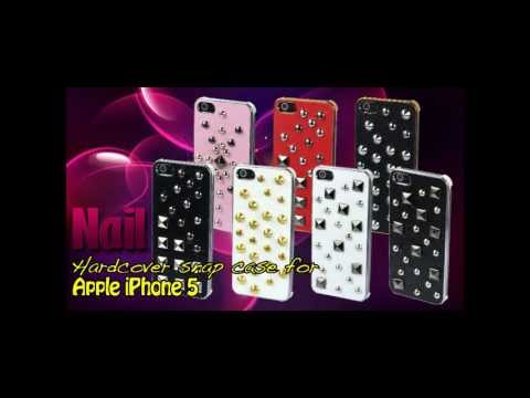 SPIKE Hardcover case for Apple iPhone 5