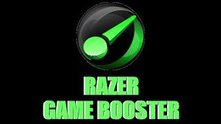 Razer Game Booster — Как пользоваться популярной утилитой