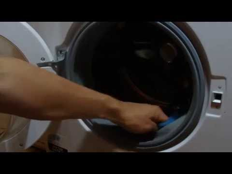 How to Remove Mould from a Front Loading Washing Machine - Simple & Easy - DIY - Tutorial