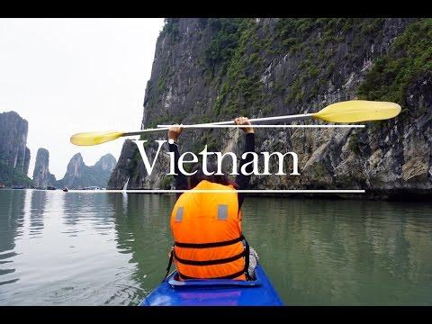 Awesome Vietnam Trip 2016 | Halong Bay, Mekong River, Saigon & Hanoi [GoPro 4 Silver & Sony A6000]