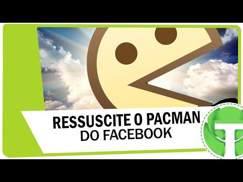 Como ressuscitar emoji pacman no Facebook no Android