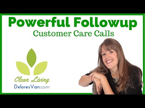 Direct Sales Technique: Powerful Follow Up & Customer Service