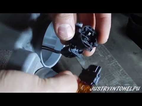How To Replace 1997 - 09 Buick Oldsmobile GM Turn Signal Socket - LS115