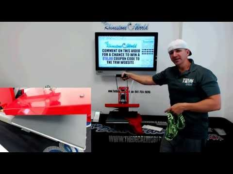 How to make a custom Gymnastics Leotard with Heat Transfer Vinyl