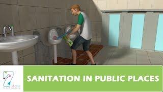 Download SANITATION IN PUBLIC PLACES Video