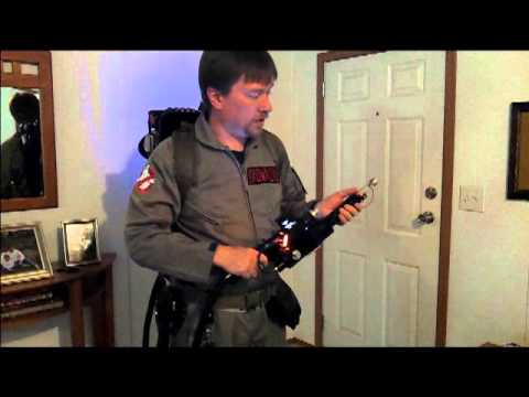 Paul Browning's Proton Pack