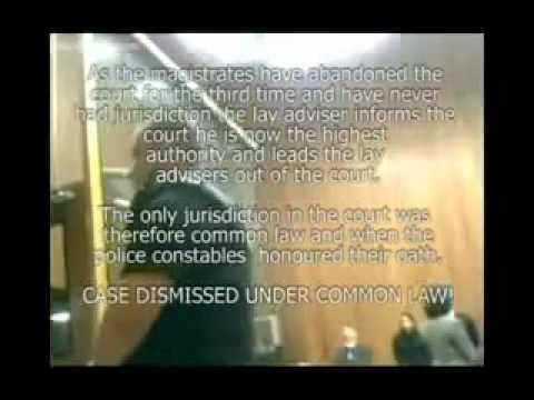 pt 2 of 2 Freeman in court fighting U.K. Council Tax