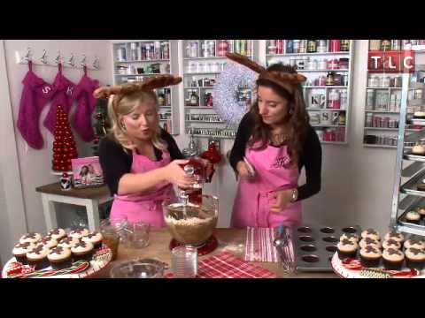 Gingerbread Cupcakes Recipe   Holiday Hostesses DC Cupcakes