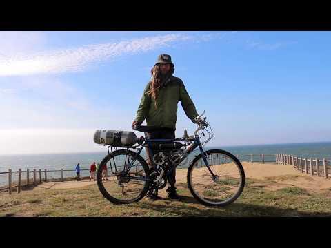 Pneubike- 2nd Prototype Air Powered Bike w/ Little motor