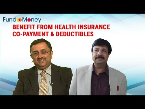 Benefit From Health Insurance Co-Payment & Deductibles