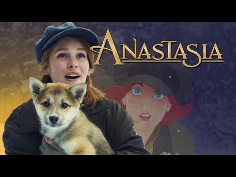 Journey to the Past - Anastasia in Real Life