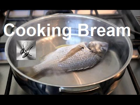How to Cook Bream | The Hook and The Cook
