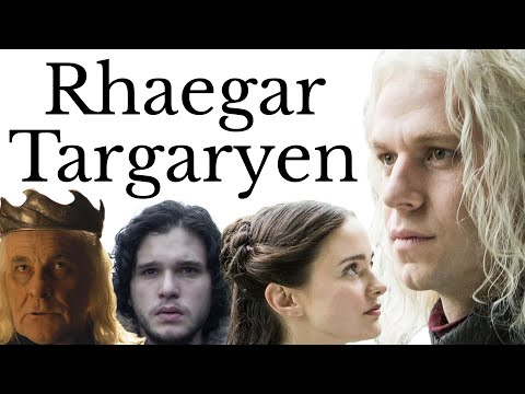 Rhaegar: was Jon's father the true hero of Game of Thrones?
