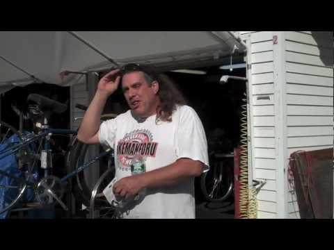 Bike Repair - Schwinn Speedster Restoration