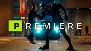 How Tom Hardy Is Bringing Venom to Life - IGN Premiere
