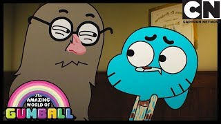 Gumball | The Biggest Fraud of Them All | Cartoon Network