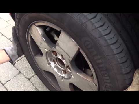 Vw golf mk4 front wheel bearing