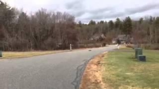 Rc car crash