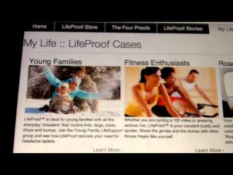 The LifeProof Case