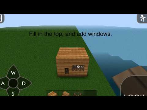 SurvivalCraft: How To Build Your Temporary Shelter