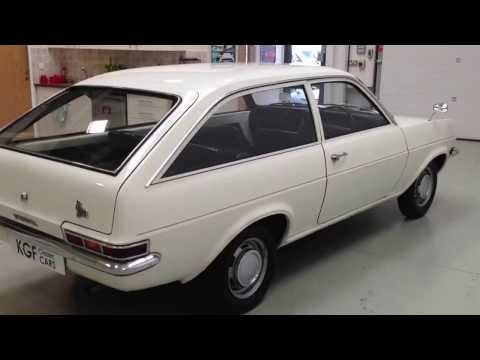 An Incredible HC Vauxhall Viva De Luxe Estate with Just One Owner from New and 39,941 Miles - SOLD!