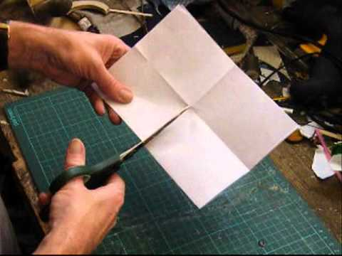 How to make a simple booklet