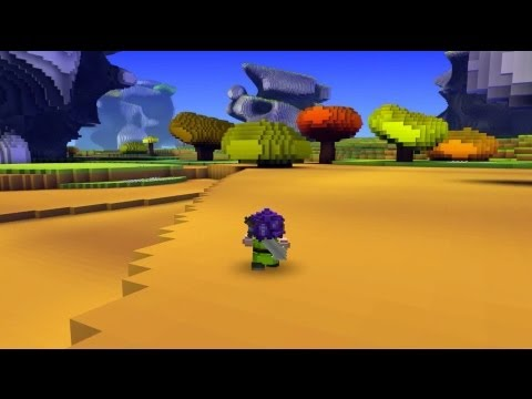 Cube World - Tech Demo (PC)