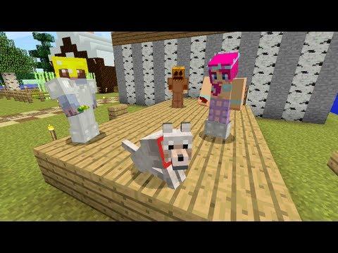 Minecraft Xbox -  Cat Walk [106]