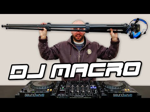 Soundwave Late Nite Session 49 - DJ Macro