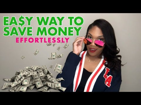 HOW TO SAVE MONEY EVEN IF YOU DON'T MAKE A LOT!