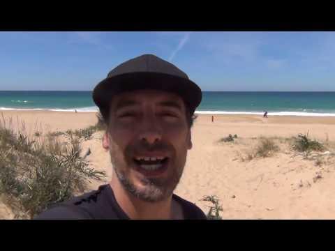 Spain Vacation 2018 - Surfing El Palmar