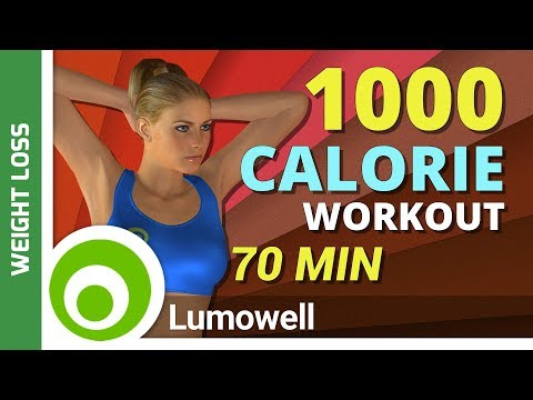 1000 Calorie Workout Without Equipment