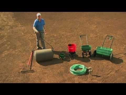 How to Plant a New Lawn with Estate Lawn Care Experts and Blain's Farm & Fleet