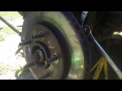 Stuck rotor trick